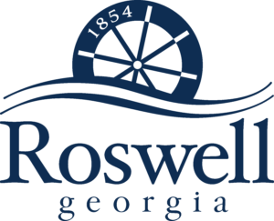 City of Roswell 2016 Logo-Pantone295-Blue