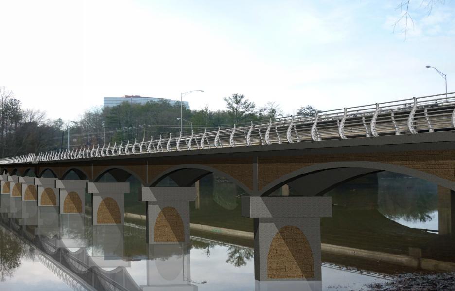 Chattahoochee Ped Bridge