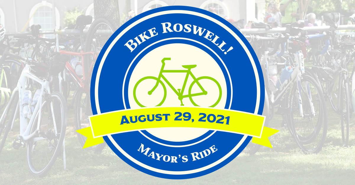 Bike Roswell Facebook Logo